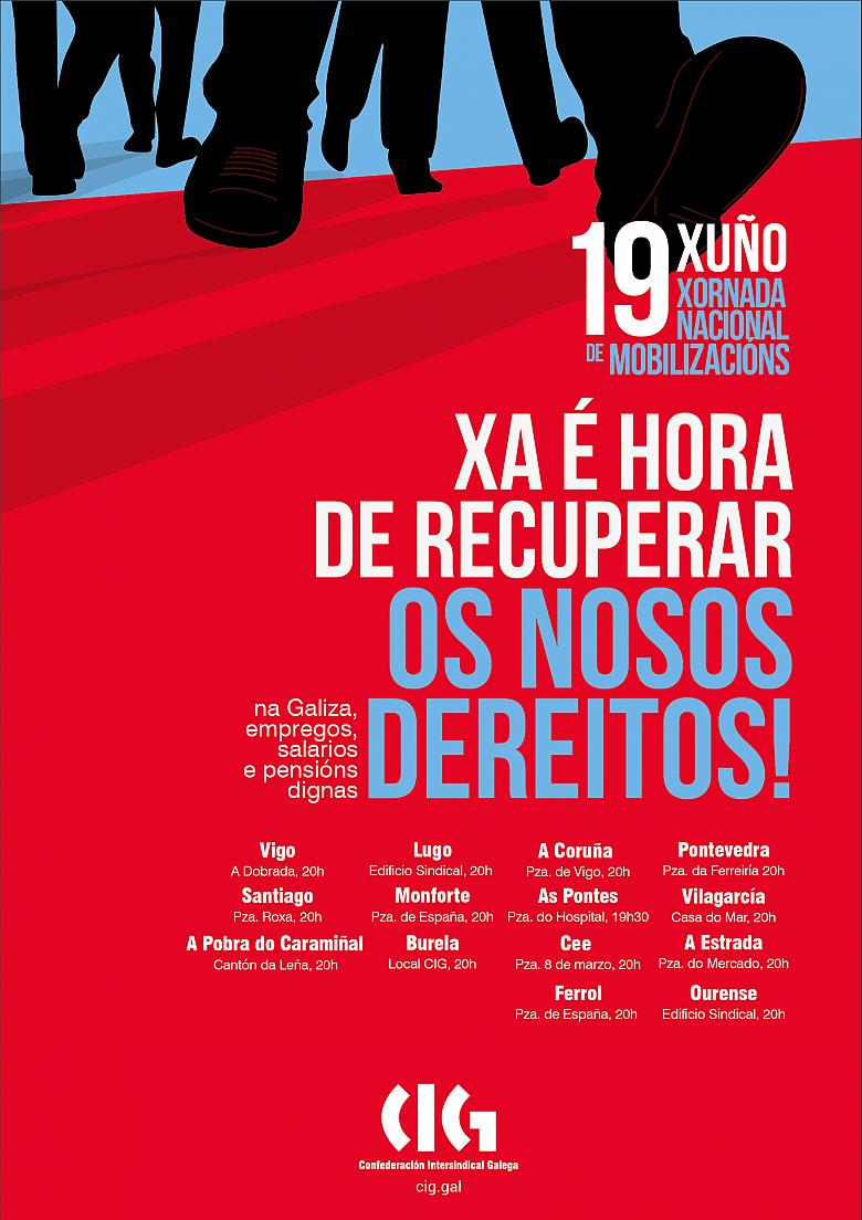 Calendario Laboral Ourense 2020.Cig Administracion Publica